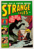 Golden Age (1938-1955):Horror, Strange Tales #3 (Atlas, 1951) Condition: FN-....