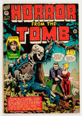 Golden Age (1938-1955):Horror, Horror From the Tomb #1 (Premier , 1954) Condition: FN-....