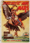 Books:Science Fiction & Fantasy, Edgar Rice Burroughs. Synthetic Men of Mars. Edgar RiceBurroughs, Inc., 1940. First edition. Illustrated by Joh...