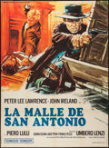 """Movie Posters:Western, A Pistol for a Hundred Coffins & Other Lot (Tritone, 1968). French Grande (45.5"""" X 62"""") & Belgian (14"""" X 21.25""""). Western.. ... (Total: 2 Items)"""