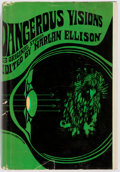 Books:Science Fiction & Fantasy, Harlan Ellison, editor. Dangerous Visions. Doubleday & Company, 1967. First edition. Illustrated by Leo and Dian...