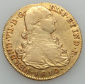 Colombia, Colombia: Ferdinand VII gold 8 Escudos 1810-JF,...