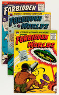 Golden Age (1938-1955):Horror, Forbidden Worlds Group (ACG, 1959-66) Condition: Average VG....(Total: 11 Comic Books)