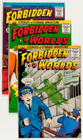 Silver Age (1956-1969):Science Fiction, Forbidden Worlds Group (ACG, 1962-67) Condition: Average VF+....(Total: 21 Comic Books)