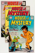 Silver Age (1956-1969):Horror, House of Mystery Group (DC, 1962-71) Condition: Average FN/VF....(Total: 36 Comic Books)