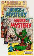 Silver Age (1956-1969):Horror, House of Mystery Group (DC, 1960-71) Condition: Average VG+....(Total: 22 Comic Books)