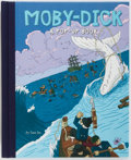 Books:Children's Books, Sam Ita. Moby-Dick: A Pop-Up Book. Sterling, 2007. Firstedition. Publisher's pictorial boards. New in the shrin...