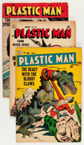 Golden Age (1938-1955):Miscellaneous, Comic Books - Assorted Golden Age Comics Group (Various Publishers, 1940s).... (Total: 6 Comic Books)