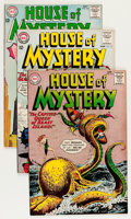 Silver Age (1956-1969):Horror, House of Mystery Group (DC, 1963-71) Condition: Average VF+....(Total: 20 Comic Books)
