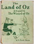 Books:Children's Books, L. Frank Baum. The Land of Oz. A Sequel to the Wizard of Oz.Reilly & Lee, 1904. Illustrated by John R. Neill. P...