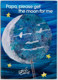 Books:Children's Books, Eric Carle. SIGNED. Papa, Please Get the Moon For Me. Simon& Schuster Books, 1986. Sixth printing. Signed by th...