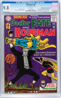 Silver Age (1956-1969):Superhero, Showcase #55 Dr. Fate and Hourman - Don/Maggie Thompson Collectionpedigree (DC, 1965) CGC NM/MT 9.8 White pages....