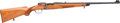Long Guns:Bolt Action, Mannlicher-Schoenauer MS Model 1952 Bolt Action Rifle....