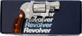 Handguns:Double Action Revolver, Boxed and Engraved Smith & Wesson Model 649 Double Action Revolver....