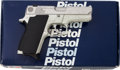 Handguns:Semiautomatic Pistol, Boxed and Engraved Smith & Wesson Model 669 Semi-AutomaticPistol....