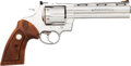 Handguns:Double Action Revolver, Cased Colt Anaconda First Edition Double Action Revolver....