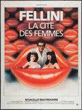 """Movie Posters:Foreign, City of Women & Others Lot (Gaumont, 1981). French Grandes (4) (47"""" X 63""""), French Affiches (2) (22.5"""" X 30.5""""), One Sheets ... (Total: 9 Item)"""