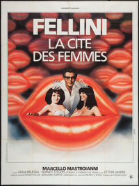 "City of Women & Others Lot (Gaumont, 1981). French Grandes (4) (47"" X 63""), French Affiches (2) (22.5""..."