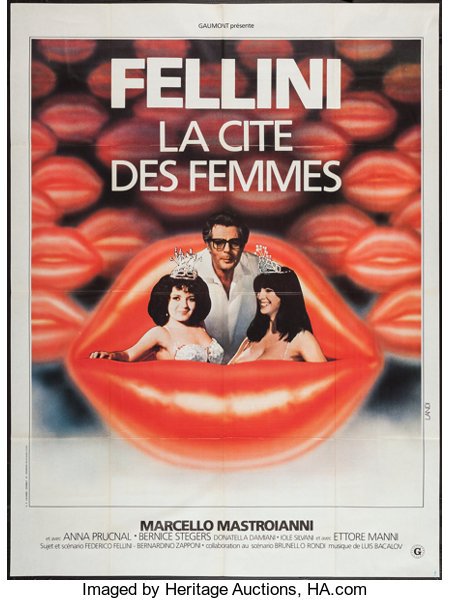 City of Women & Others Lot (Gaumont, 1981)  French Grandes | Lot