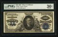Large Size:Silver Certificates, Fr. 322 $20 1891 Silver Certificate PMG Very Fine 30 EPQ.. ...