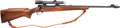 Long Guns:Bolt Action, Winchester Pre-64 Model 70 Featherweight Bolt Action Rifle withTelescopic Sight....