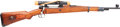Long Guns:Bolt Action, German G.33/40 Bolt Action Rifle....