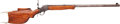 Long Guns:Lever Action, George C. Schoyen High Wall Lever Action Rifle....