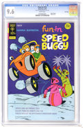 Bronze Age (1970-1979):Cartoon Character, Fun-In #12 Speed-Buggy - File Copy (Gold Key, 1974) CGC NM+ 9.6White pages. Robot cover. Overstreet 2006 NM- 9.2 value = $3...