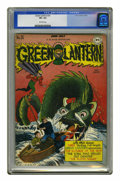 Golden Age (1938-1955):Superhero, Green Lantern #26 (DC, 1947) CGC VF+ 8.5 Off-white pages. Very nice colors and page quality make this an attractive buy. Thi...