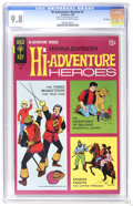Silver Age (1956-1969):Cartoon Character, Hi-Adventure Heroes #1 File Copy (Gold Key, 1969) CGC NM/MT 9.8 Off-white to white pages. Three Musketeers, Gulliver, and Ar...