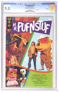 Bronze Age (1970-1979):Humor, H.R. Pufnstuf #1 File Copy (Gold Key, 1970) CGC VF/NM 9.0 Off-white to white pages. Photo cover. Overstreet 2006 VF/NM 9.0 v...