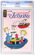 Bronze Age (1970-1979):Cartoon Character, The Jetsons #33 File Copy (Gold Key, 1970) CGC VF/NM 9.0 Off-whiteto white pages. Overstreet 2006 VF/NM 9.0 value = $62; NM...