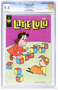Modern Age (1980-Present):Humor, Little Lulu #260 File Copy (Whitman, 1980) CGC NM 9.4 Off-white towhite pages. Distributed in multi-packs only. Low distrib...