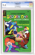 Bronze Age (1970-1979):Cartoon Character, Scooby Doo #24 File Copy (Gold Key, 1974) CGC NM 9.4 Off-white towhite pages. Overstreet 2006 NM- 9.2 value = $48. CGC cens...