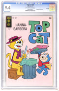 Bronze Age (1970-1979):Cartoon Character, Top Cat #30 File Copy (Dell/Gold Key, 1970) CGC NM 9.4 Off-white towhite pages. Snagglepuss back-up story. Overstreet 2006 ...