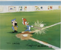 "Animation Art:Limited Edition Cel, ""Woody Gets a Hit"" International Limited Edition Hand Painted Cel#12/25 Original Art (Walter Lantz Productions, 1992). This...(Total: 3 Items)"