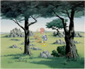 "Animation Art:Limited Edition Cel, ""In the Rough"" International Limited Edition Hand-Painted Cel#13/25 Original Art (Walter Lantz Productions, 1992). This int...(Total: 2 Items)"