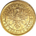German States:Frankfurt, German States: Frankfurt - Free City. Gold 2 Ducats 1710,...