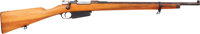 Sporterized Argentinean Model 1891 Bolt Action Rifle