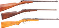 Long Guns:Bolt Action, Lot of Three Bolt Action Rifles.... (Total: 3 Items)