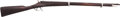 Long Guns:Single Shot, Belgian Unmarked Flobert Military Style Single Shot Rifle....