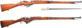 Long Guns:Bolt Action, Lot of Two French Model 1916 Infantry Rifles.... (Total: 2 Items)