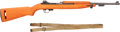 Long Guns:Semiautomatic, Boxed Winchester U.S. M1 Semi-Automatic Carbine....