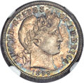 Barber Dimes, 1899-S 10C MS67 NGC....