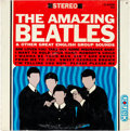 Music Memorabilia:Recordings, The Amazing Beatles & Other Great English Group Sounds Still Sealed Stereo LP (Clarion 601, 1966)....