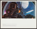 Movie Posters:Science Fiction, Star Wars Art Portfolio by Ralph McQuarrie (Ballantine Books, 1977). Art Portfolio With One Limited Autographed Plate an... (Total: 21 Items)