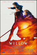 "Movie Posters:Fantasy, Willow (MGM, 1988). One Sheet (27"" X 41"") & Mini Poster (17"" X22"") Regular & Advance. Fantasy.. ... (Total: 2 Items)"