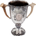 Golf Collectibles:Miscellaneous, 1919 Golfers Magazine Trophy from The Sam Snead Collection....