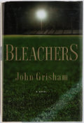 Books:Mystery & Detective Fiction, John Grisham. SIGNED. Bleachers. Doubleday, 2003. Firstedition. Signed by the author on the FFEP. Publisher's o...
