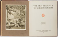 Norman Lindsay. LIMITED EDITION. The Pen Drawings of Norman Lindsay. Angus & Roberts